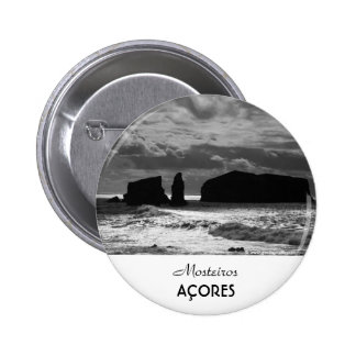 Islets Pinback Button