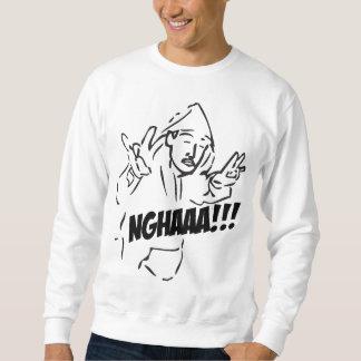iSLIDE - NGHAAA!!! Crew Neck Sweater