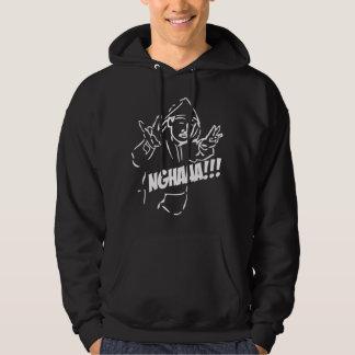 iSLIDE - NGHAAA!!! Hooded Sweatshirt DARK