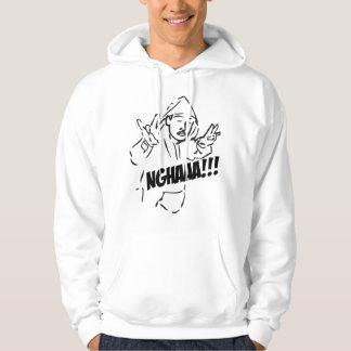 ¡iSLIDE - NGHAAA!!! Sudadera con capucha