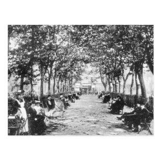 Islington Green, c.1900 Postcard