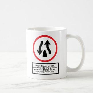 Ism Schism - Mug