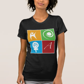 ismos que necesitamos camisetas