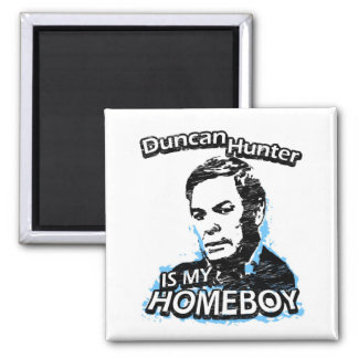 ismyhomeboy - Duncan Hunter Fridge Magnet
