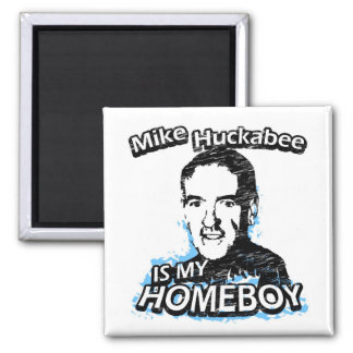 ismyhomeboy - Mike Huckabee 2 Inch Square Magnet