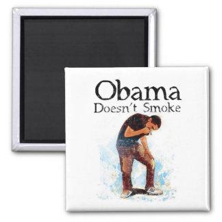 ismyhomeboy - Obama Don't Smoke Magnet