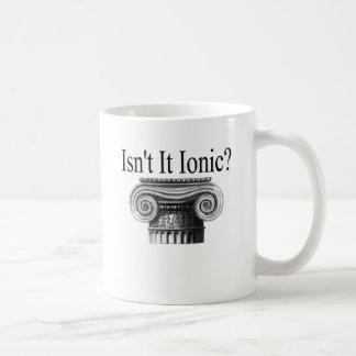 Isn t it Ionic Mugs