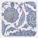 Isnik earthenware tile, c.1520-50 square sticker