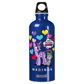 Isn't Friendship Magic? Water Bottle