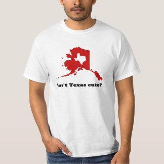 Isn't Texas cute compared to Alaska shirt