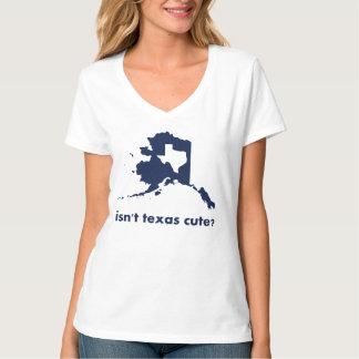 Isn't Texas Cute Compared to Alaska Tee Shirts