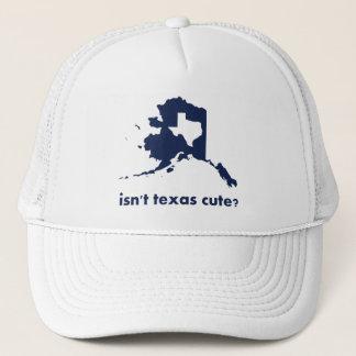 Isn't Texas Cute Compared to Alaska Trucker Hat