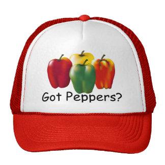 ¿ISO de los paprikas, conseguida las pimientas? Gorro De Camionero