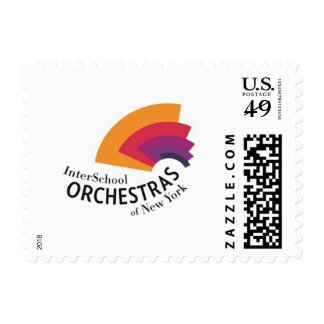 ISO Logo Postage Stamps