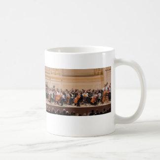 ISO Mug, Combined Orchestras Classic White Coffee Mug