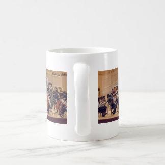 ISO Mug, Concert Orchestra Classic White Coffee Mug