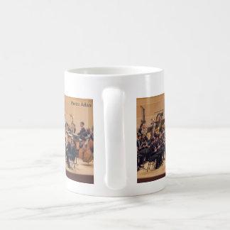 ISO Mug, Symphonic Band Classic White Coffee Mug