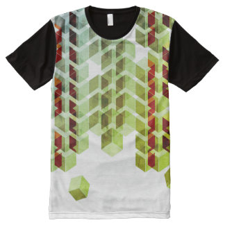 ISO-Series-Original All-Over-Print T-Shirt