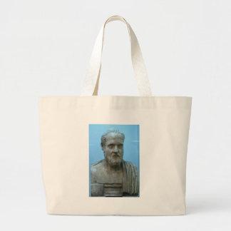 Isocrates Canvas Bag