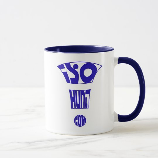 isoHunt Exclamation! Mug