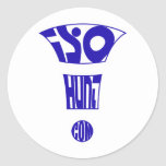 isoHunt Exclamation! Stickers