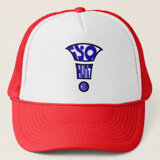 isoHunt Exclamation! Trucker Hat