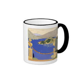 Isola Bella, evening dresses designed by Redfern, Coffee Mugs