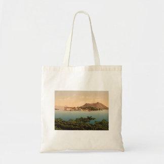 Isola Bella I, lago Maggiore, Piamonte, Italia Bolsa Tela Barata