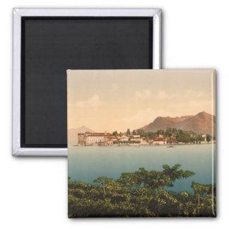 Isola Bella I, Lake Maggiore, Piedmont, Italy Magnet
