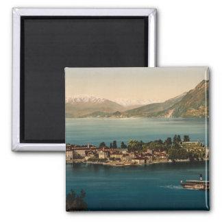 Isola Bella III, Lake Maggiore, Piedmont, Italy Magnet