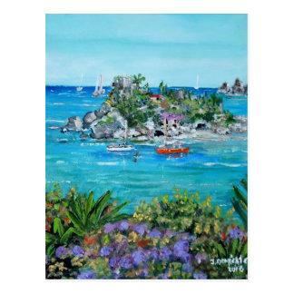 Isola Bella - Postcard