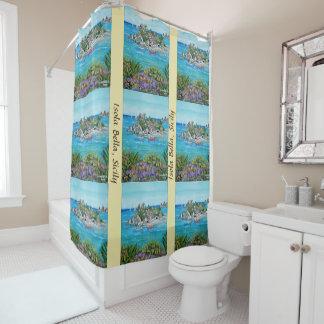 Isola Bella - Shower Curtain
