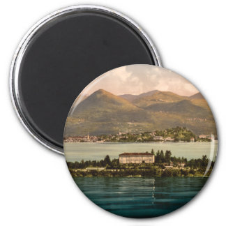 Isola Madre I, Lake Maggiore, Piedmont, Italy Magnet