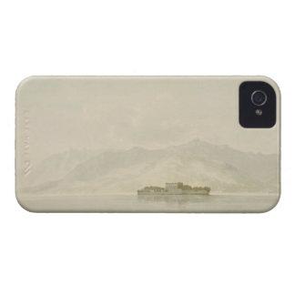 Isola Madre, Lago Maggiore, c.1781 (w/c over graph iPhone 4 Covers