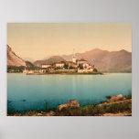 Isola Pescatori I, Lake Maggiore, Italy archival Print