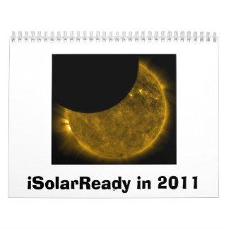 iSolarReady in 2011 Calendar