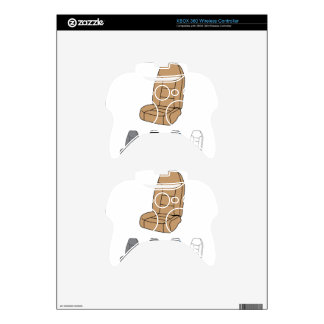 Isolated Car Seat Xbox 360 Controller Skins