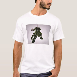 Isolated dark green leaves branch T-Shirt