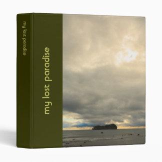 Isolated island binder