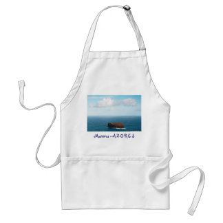 Isolated islet adult apron