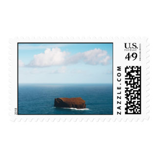 Isolated islet stamp