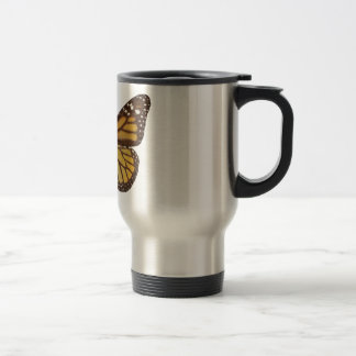Isolated monarch butterfly PNG Mugs