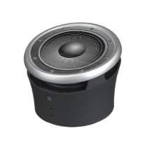 Isolated speaker