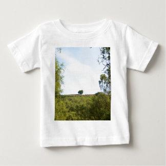Isolated Trees OnThe Ridge Baby T-Shirt
