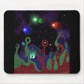 Isolation Mouse Pad