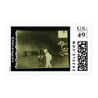 """ isolation "" - postage stamp"
