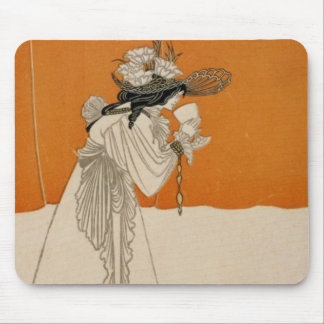 Isolde, illustration from 'The Studio', 1895 (lith Mousepad