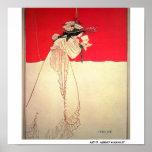 ISOLDE Wagner-Beardsley Poster
