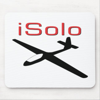 iSolo item Mouse Pad
