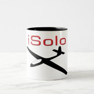 iSolo item Two-Tone Coffee Mug